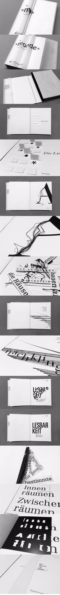tribute swiss typeface designer - violakonrad | ello