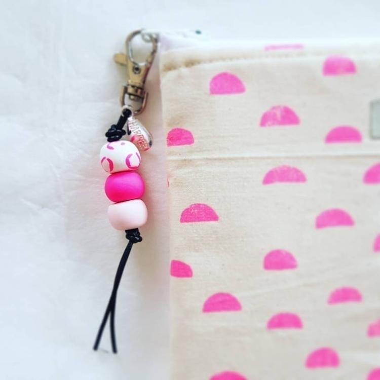 close gorgeous key-ring Alisha  - sack-it | ello