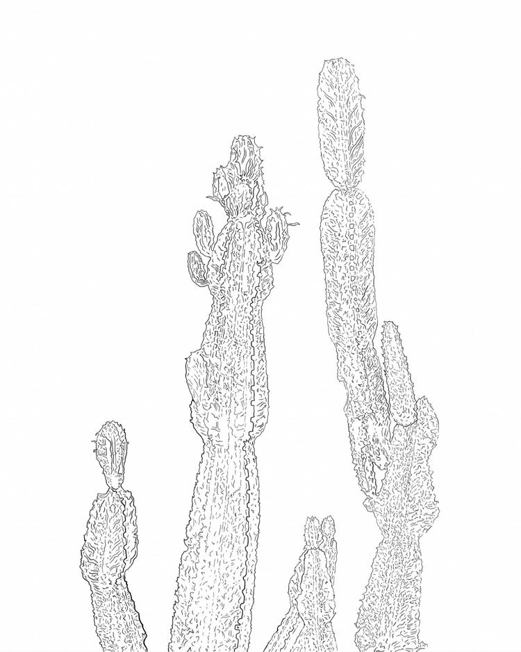 // Digital illustration commiss - jbresciani | ello