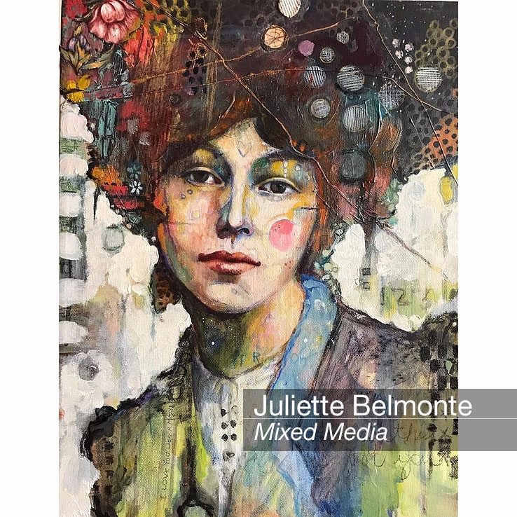 Meet 'Ms Nesbit' Juliette Belmo - velvetandpurple | ello