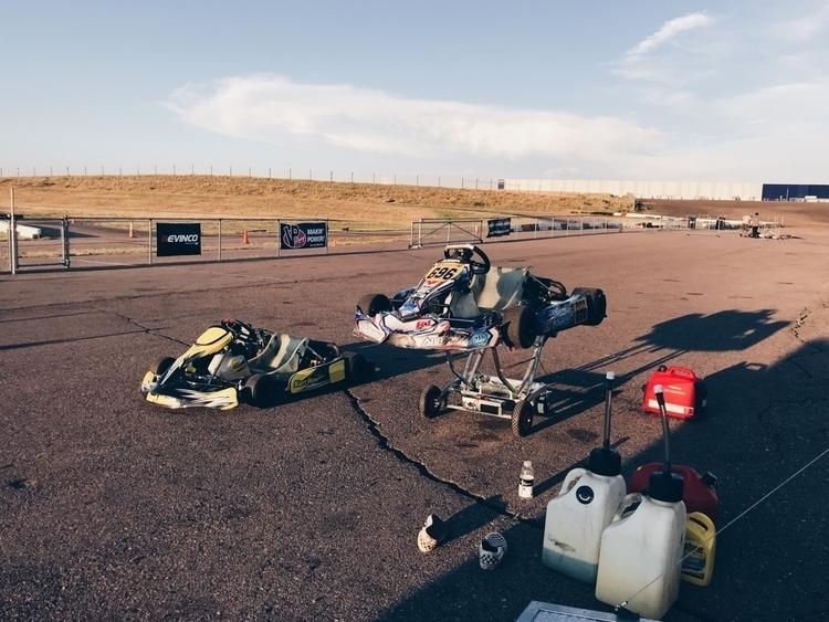car kart. put 100 practice laps - lucian | ello