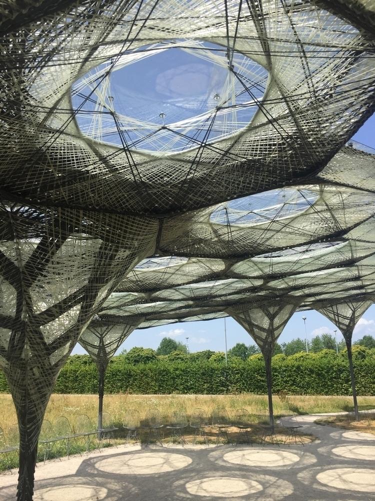 Elytra Filament Pavilion Photo  - marcomariosimonetti | ello