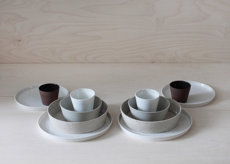 Mixed tableware 2 - ceramics, makers - elliottceramics | ello
