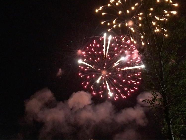 mnsummer, fireworks, stormyweather - karajeanie | ello