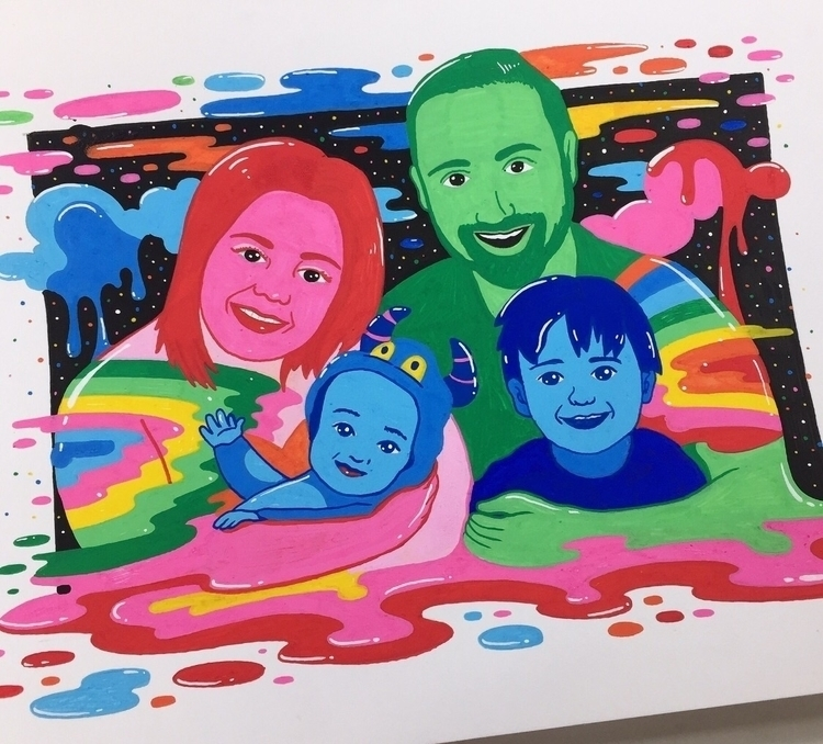 Trippy Family/Personal/Couple p - ms_wearer | ello