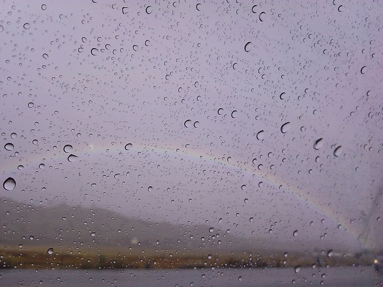 california, rainbows, rain - alexandria3 | ello