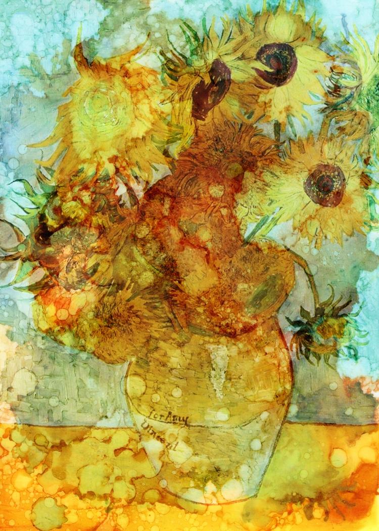 doctorwho, foramy, sunflowers - daveybeauchamp | ello