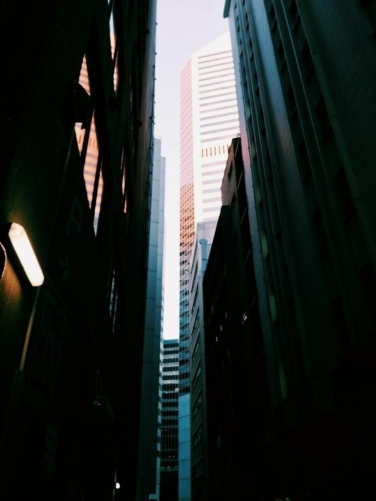 slit lane 6am sunrise - itslachlan | ello