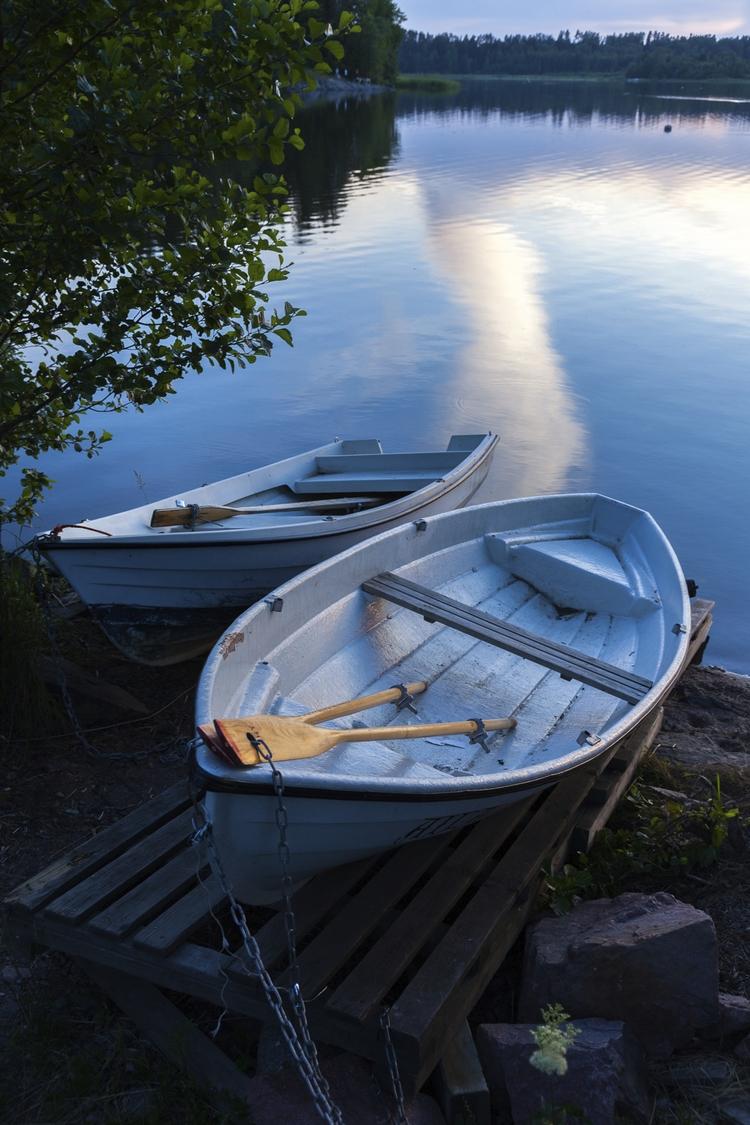 Summer evening - photography, finland - anttitassberg | ello