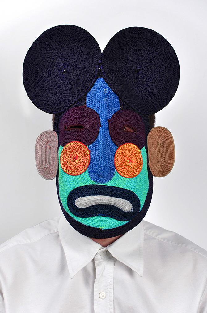 Jolly Masks Bertjan Pot - palank | ello