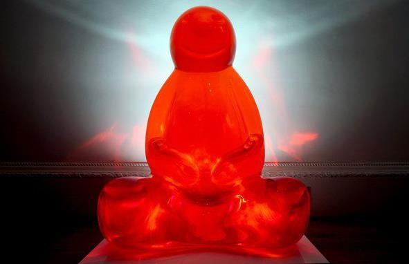 Buddha Perucchetti med:pigmente - mauroperucchetti | ello