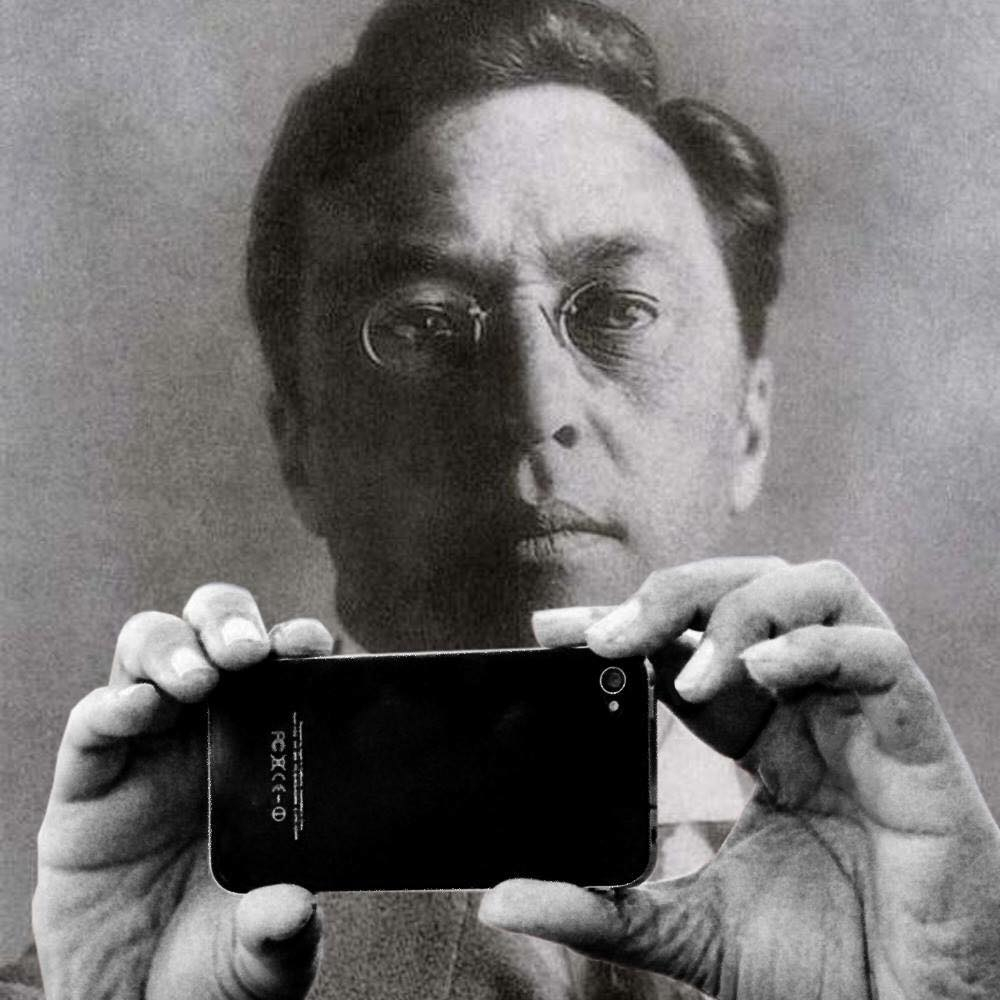 Kandinsky, Selfie, Art - bauhaus-movement | ello