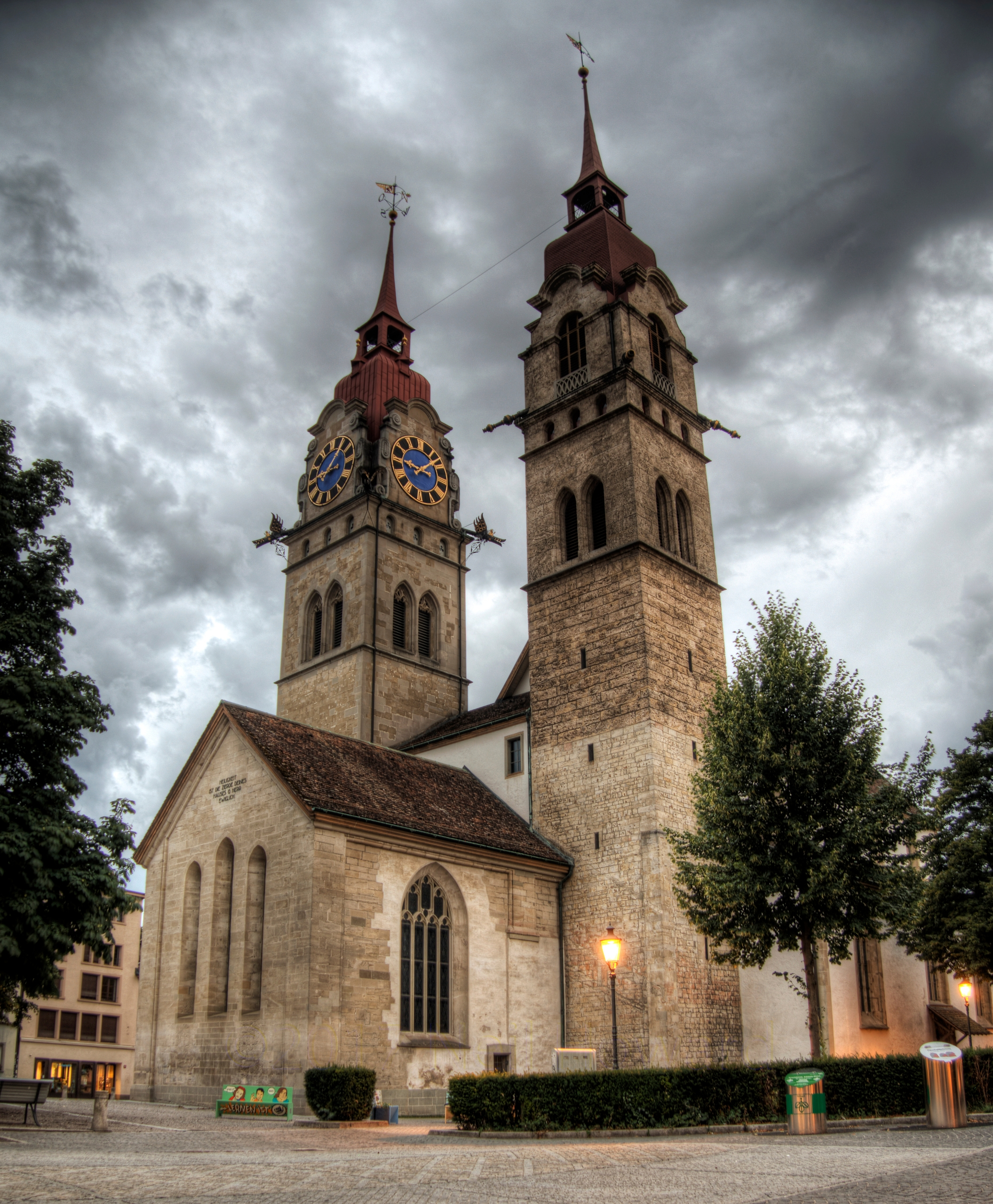 Church Winterthur, Switzerland  - neilhoward | ello