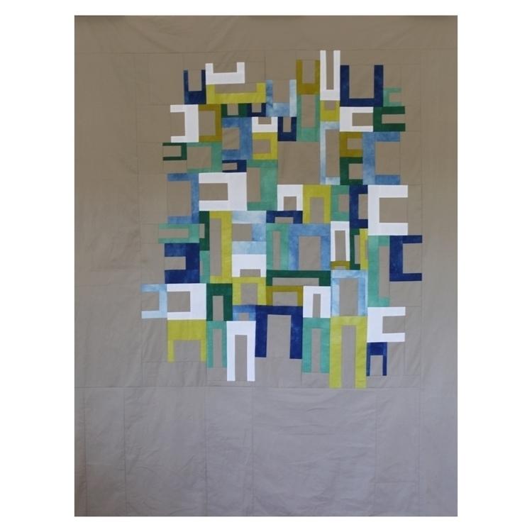 quilt top finish - improvisationalpiecing - entropyalwayswins | ello