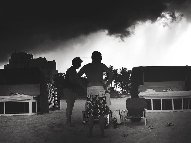 South Beach, Miami Florida July - dainahodgson | ello