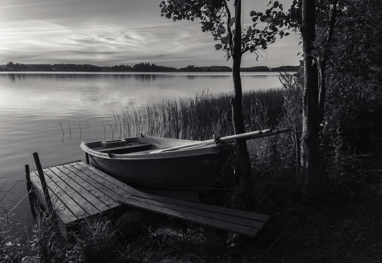 Monochrome landscape - photography - anttitassberg | ello