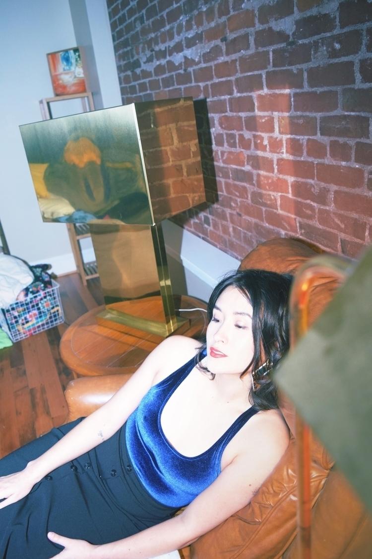 Lauren Apartamento Photograph - portrait - jahnyawn | ello