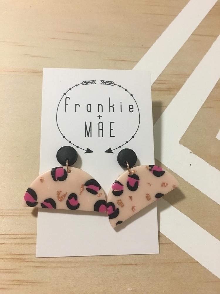 Pink leopard print love smidge  - frankieandmae | ello