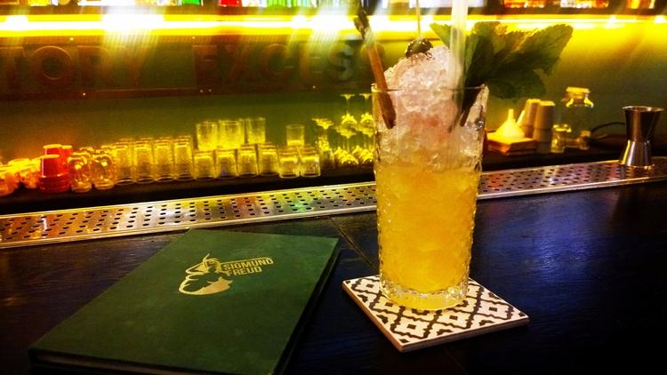 cocktail tastes Friday, bet dri - norre01   ello