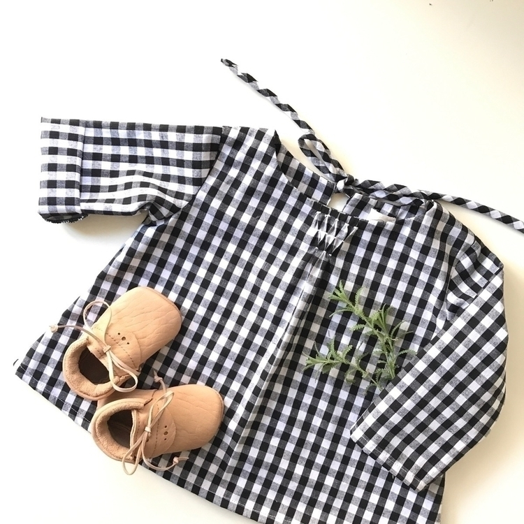 Gingham Dress online order, fin - toastietoots | ello