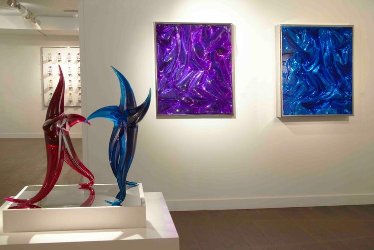 Gallery shot solo show London,  - mauroperucchetti | ello