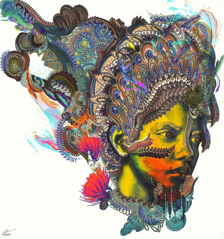 Reclamations - art, illustration - archannair | ello