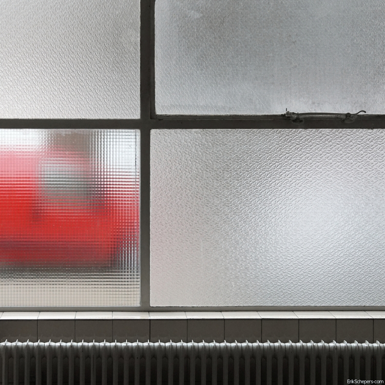Red Car - red, windows, minimal - erik_schepers | ello