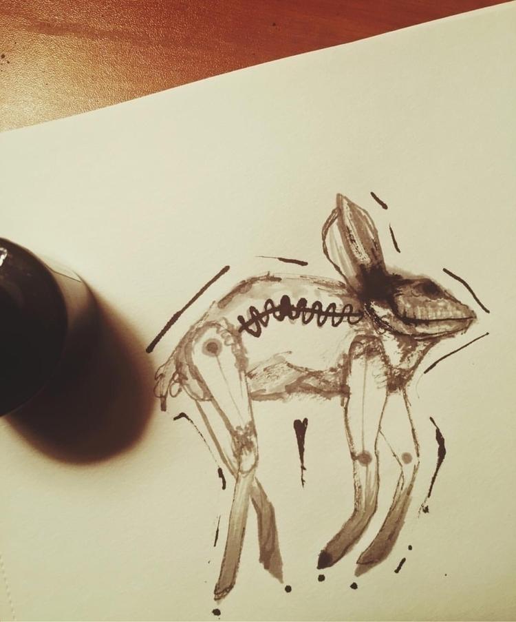 IG KLIGHTS - drawing, sketch, 2d - kaeg | ello