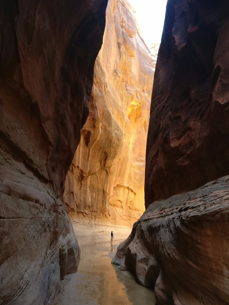 paria,, backpacking,, canyon, - badchad   ello
