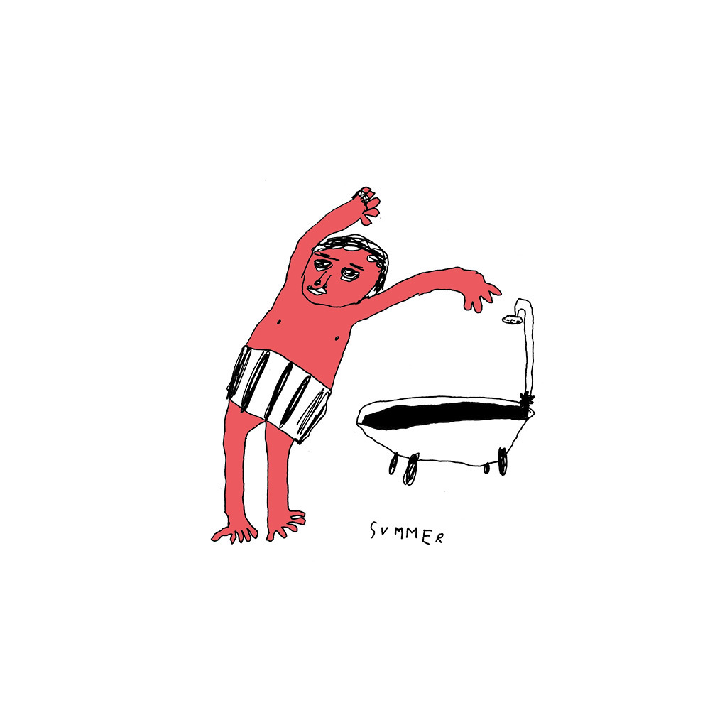 summer 2017 - illustration - anotherangelo | ello