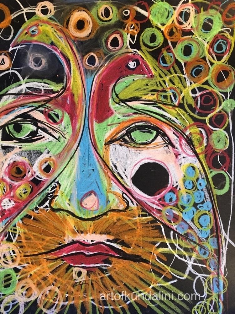 79/100 Carnivale Mind Oil paste - arnabaartz | ello