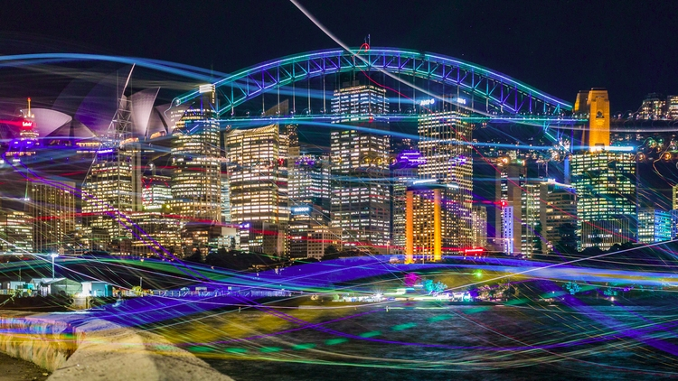 Vivid City, Sydney Australia 20 - travischau | ello