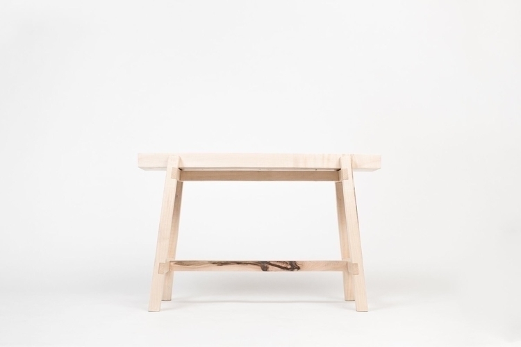 minimalist profile solid maple  - a-framedesign | ello