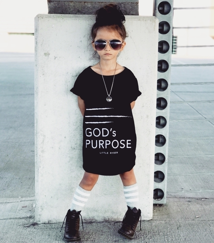 good Gods Purpose tee🖤 - streetwear - littleryderclothing | ello