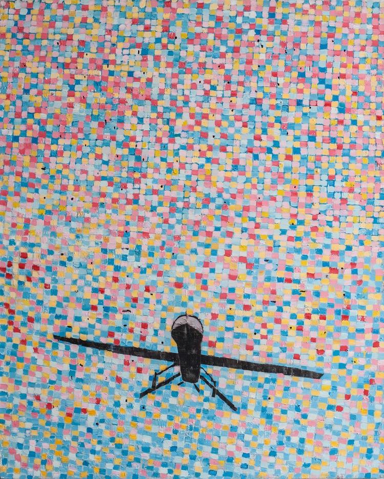175x140 cm, 2014 - art, painting - ivicacapan   ello