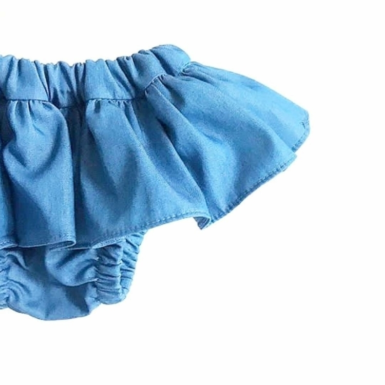 restocked selling Chambray TUTU - littleheartsco | ello