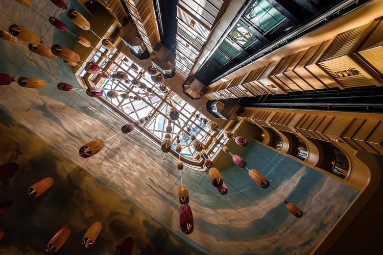 Atrium upward atrium cruise shi - mattgharvey | ello