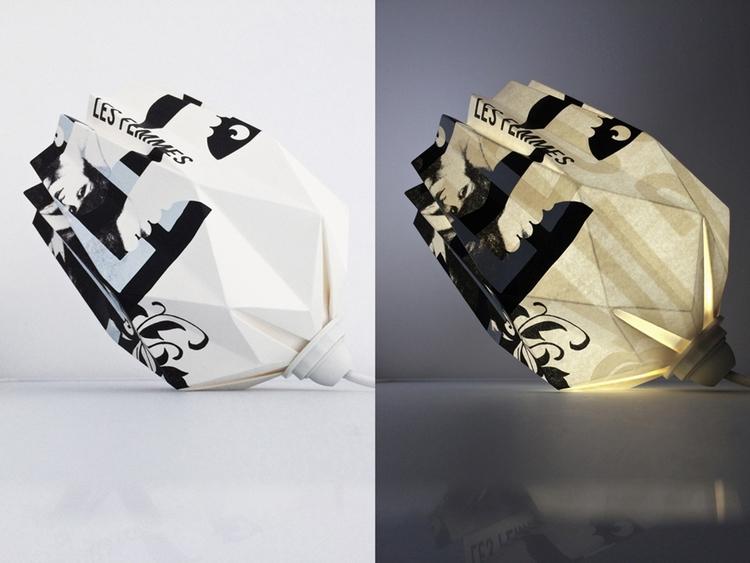 printed paper Inoow Dezzig - light - dezzig | ello