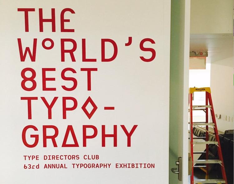 Type Directors Club - ellotypography | ello