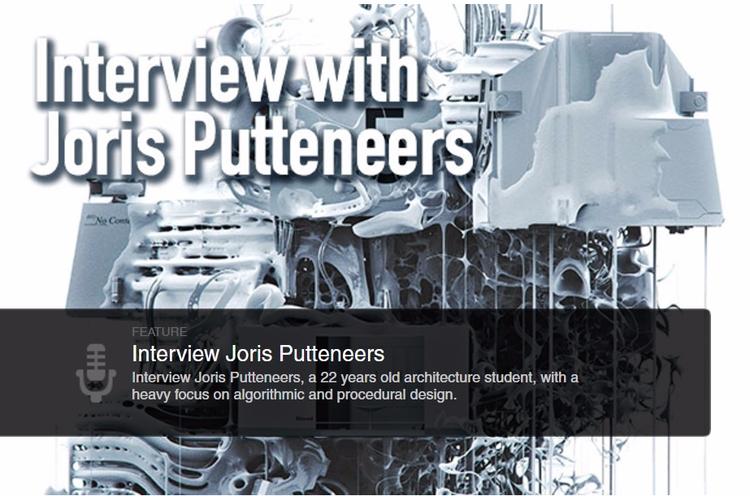 happy interview CGarchitect - jorisputteneers   ello