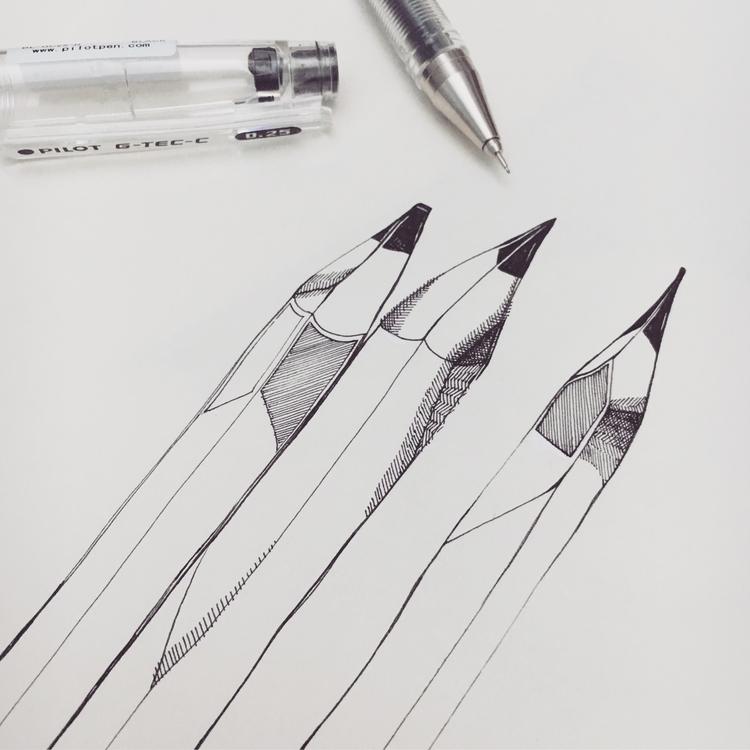 :pencil2:️ - illustration, sketchbook - eferboel | ello