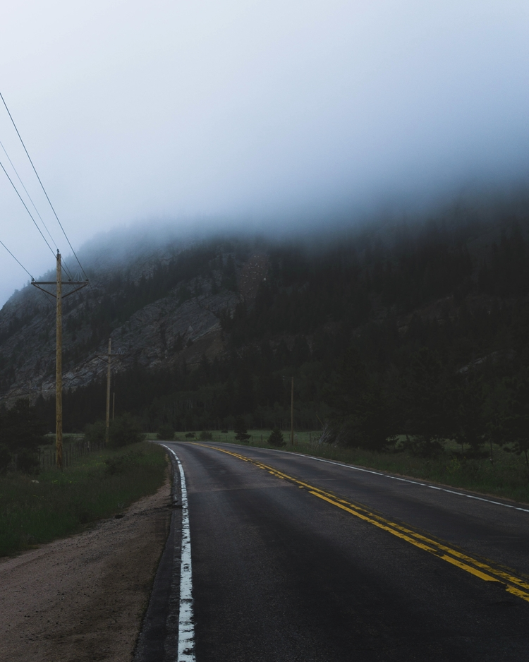 Foggy Mornings - adventure, colorado - andrewwee | ello