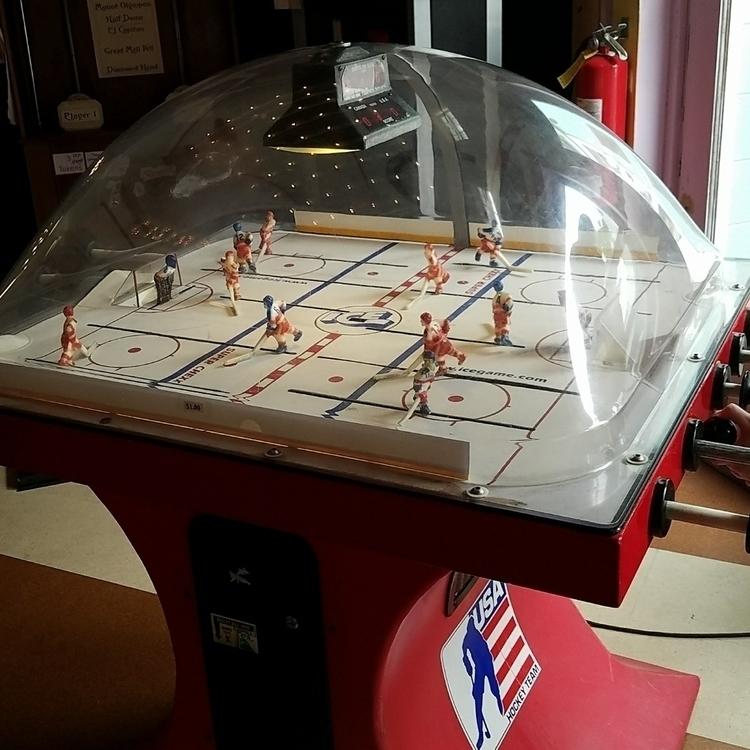 Super Chexx bubble hockey - arcade - 8bitcentral   ello