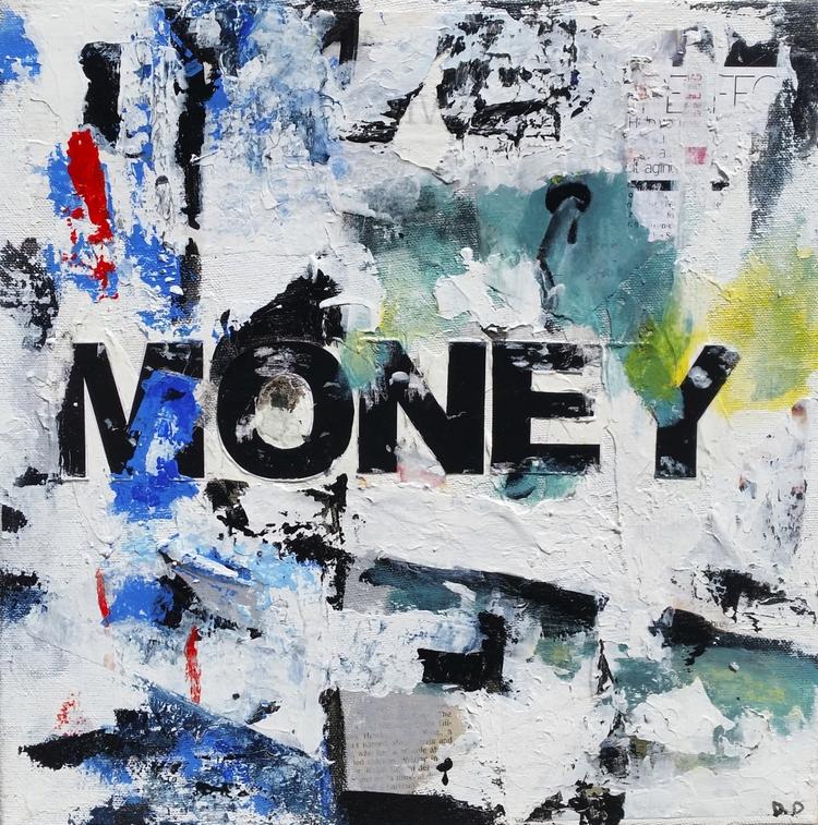 Title: Money Size: 12″X12″ Medi - damionismyname | ello