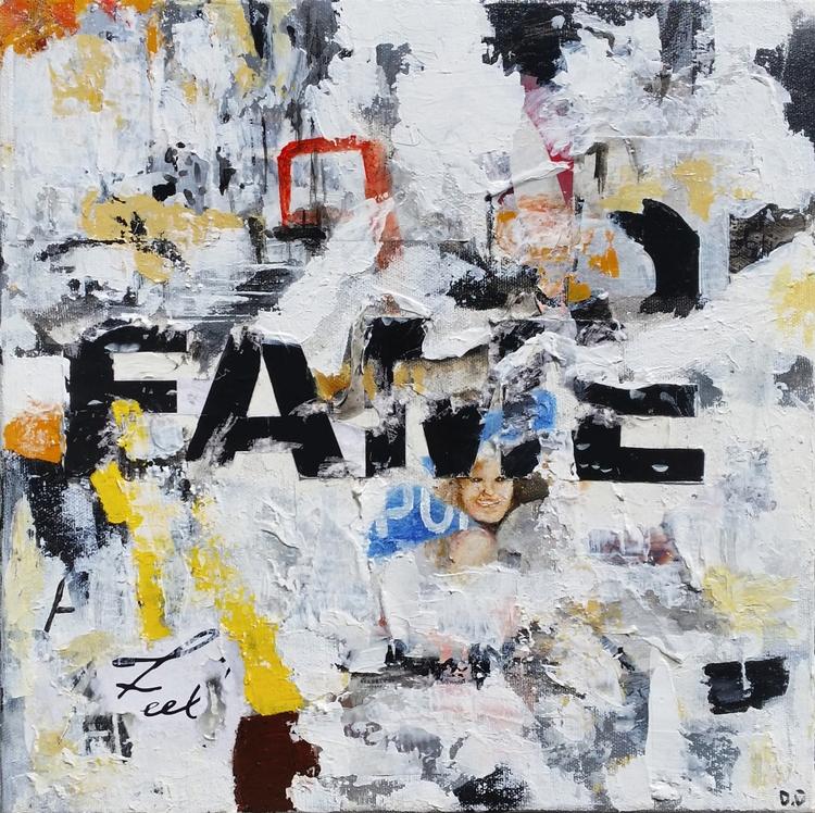 Title: Fame Size: 12″X12″ Mediu - damionismyname | ello