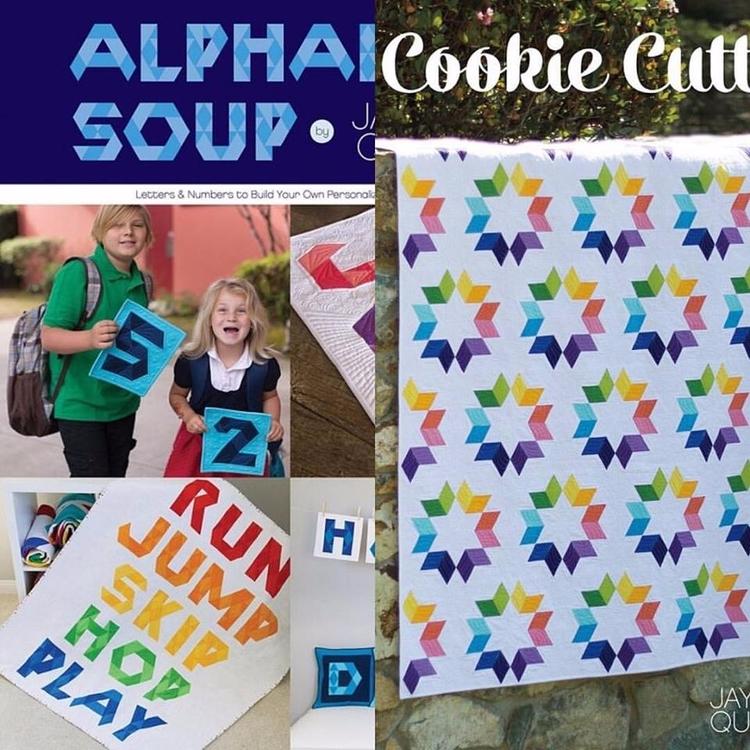 arrived! patterns - Cookie Cutt - fabricgarden | ello