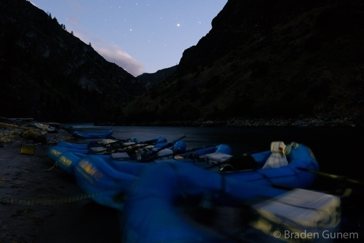 Rafts night - idaho, idahome, rafting - bradengunem | ello