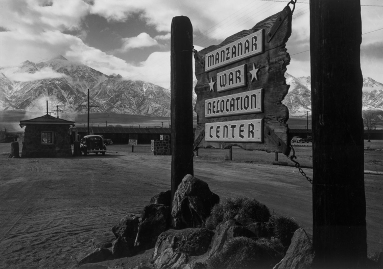 Remember Manzanar, Photo Ansel  - ccruzme | ello