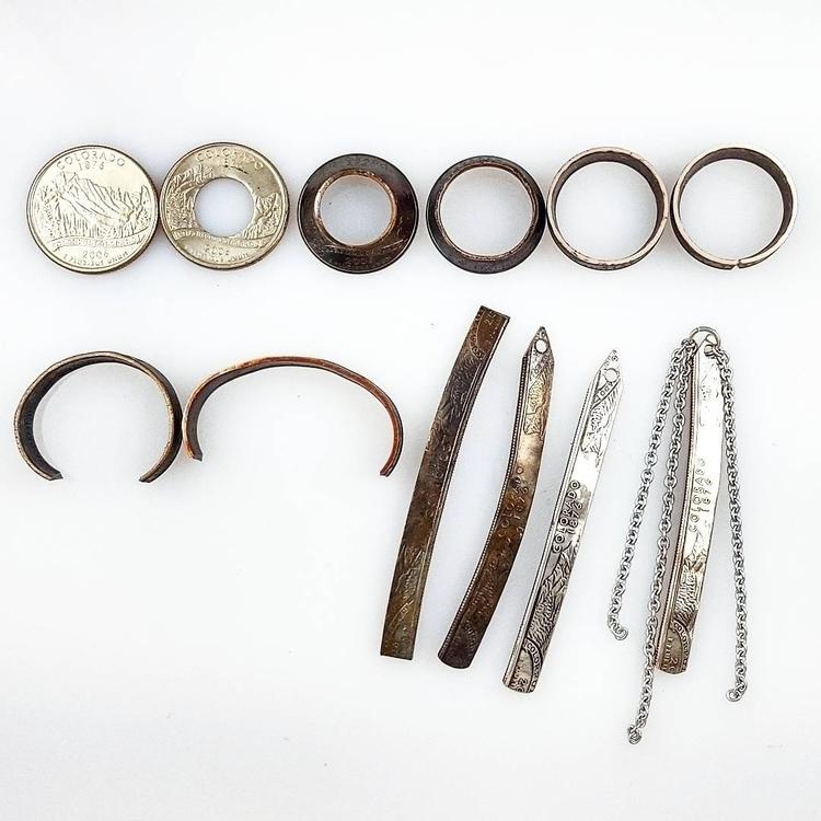 life cycle coin tassels • Coins - midnightjo | ello