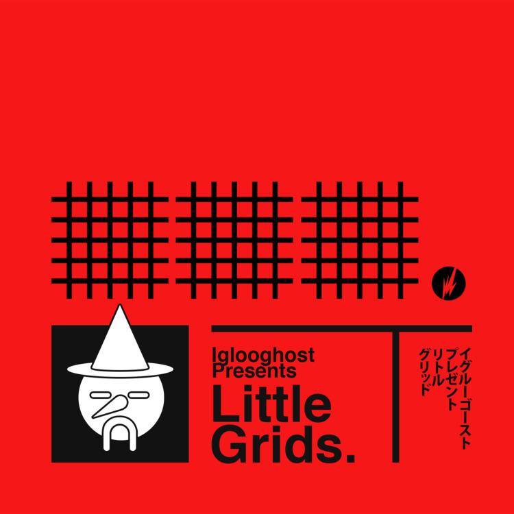 IGLOOGHOST - Grids (Fan Cover C - ionix   ello